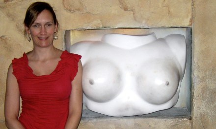 Breast Cancer Silver Lining: Boobs Get Attention