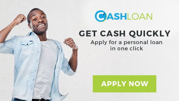 Apply for a personal loan in one click