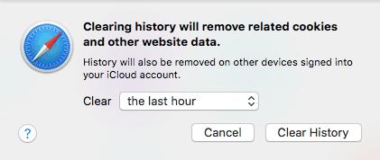 Cara Menghapus Cache Browser Safari