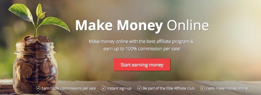 Make money online by becoming a Hostinger affiliate