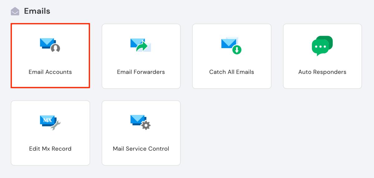 Configuración de la cuenta de correo electrónico de Hostinger hpanel para correo de Outlook