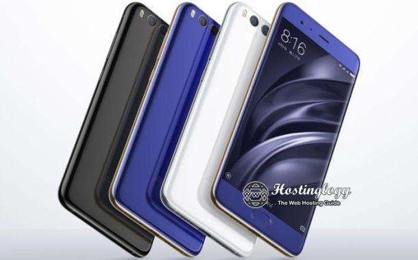 Xiaomi Mi 6 announced with Dual Camera
