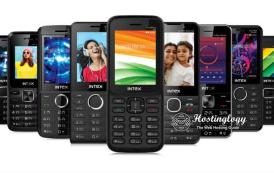 Intex Turbo+ 4G feature phone at just 700 !