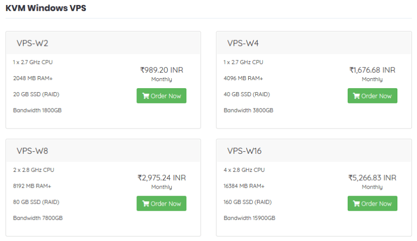 HostyFly KVM Windows VPS Hosting - HostingQNA.com