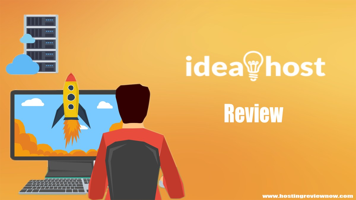 IdeaHost Review; Is it a Good Idea to Host with Them?