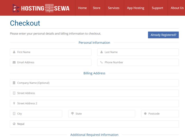 nepal-domain-registration-new-account
