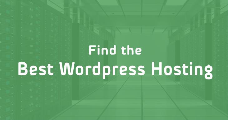 Wordpress Hosting 2019