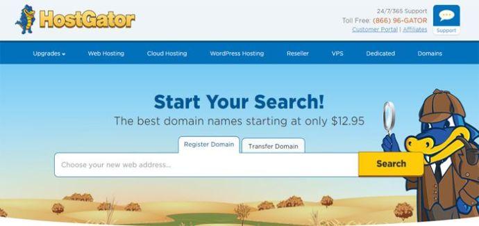 hostgator best domains registrar
