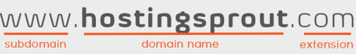 Domain name and extensions