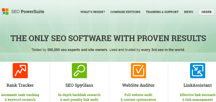 SEO powersuite all-in-one alternative for ahref