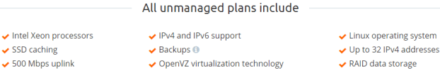 host1plus linux vps hosting features