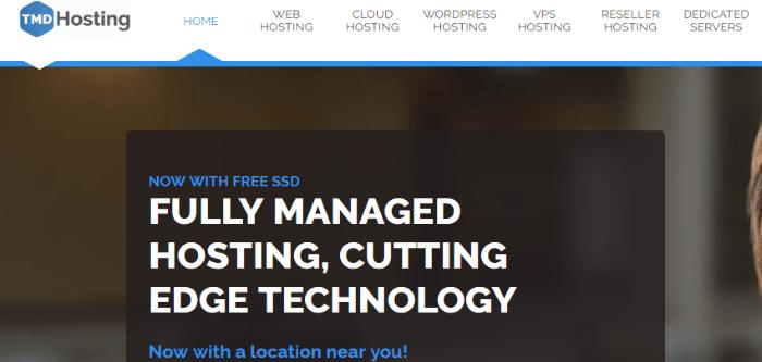 TMDhosting affordable web host