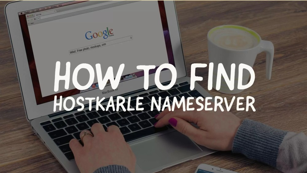 find hostkarle nameservers