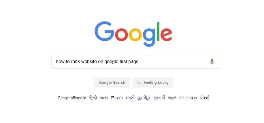 how to rank website on google first page, How to Rank Any Website Page On Google 1st Page in Just 2 minutes