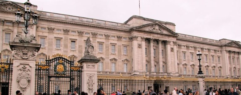 One day in London visit Buckingham Palace