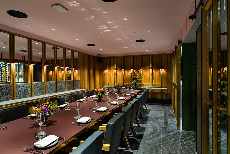 Londons Best New Private Dining Rooms Hot Dinners