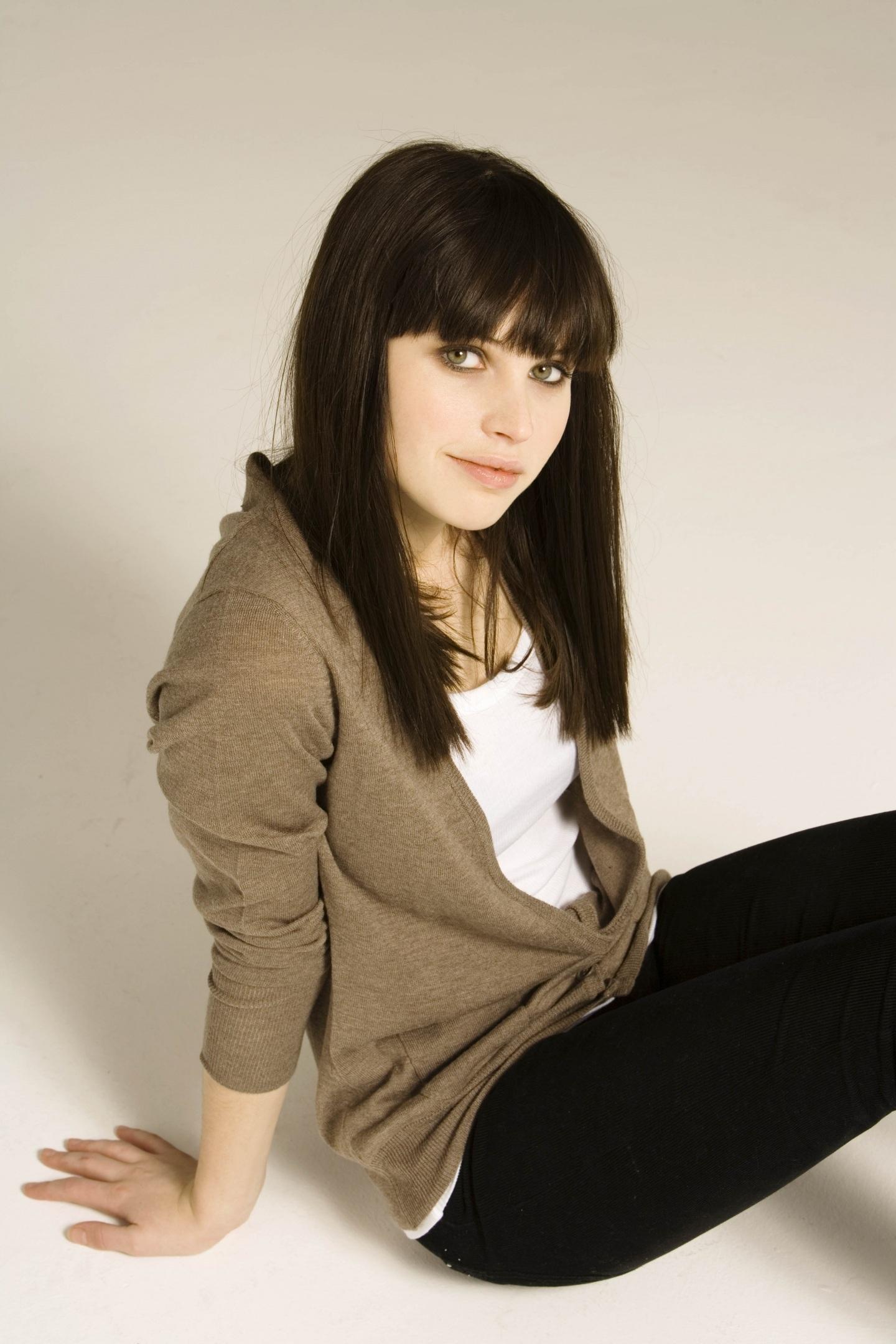 Felicity Jones Chalet Girl