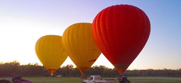 hot air balloon # 52