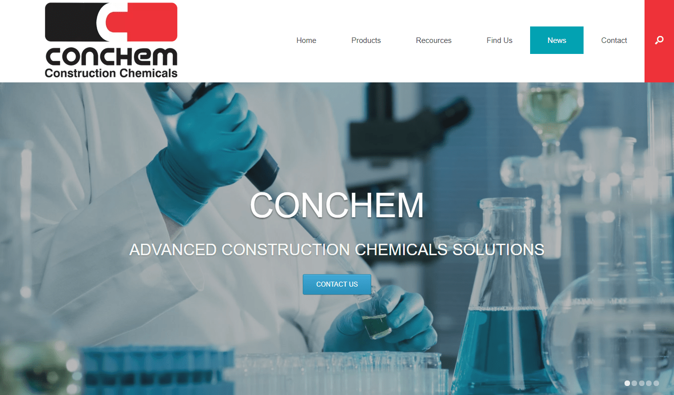 Suppliers of Construction Chemicals KZN Conchem