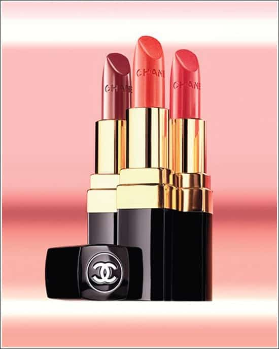 Chanel Spring 2012 Makeup Collection