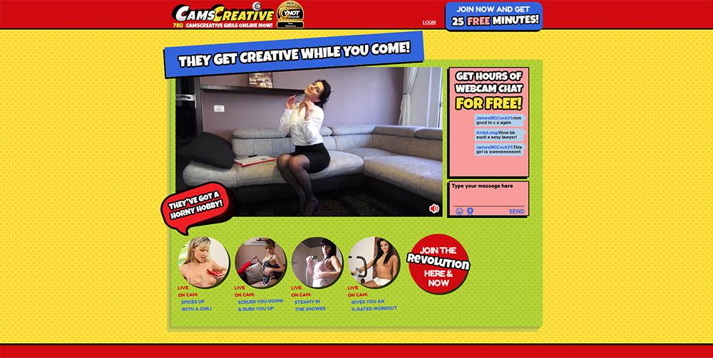 Cams Creative