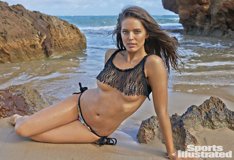 february 9 2015 emily didonato sports illustrated swimsuit issue 2015