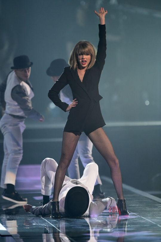 Taylor Swift - BRIT Awards in London