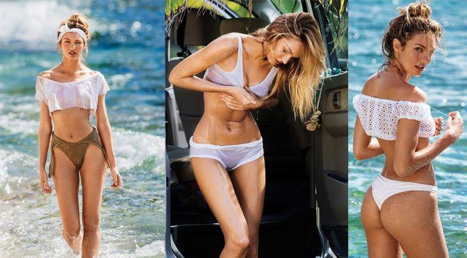 Candice Swanepoel – Maxim Magazine Photoshoot Outtakes