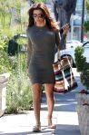 Eva Longoria - Candids in West Hollywood