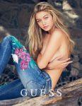 Gigi Hadid - GUESS Denim Spring 2015