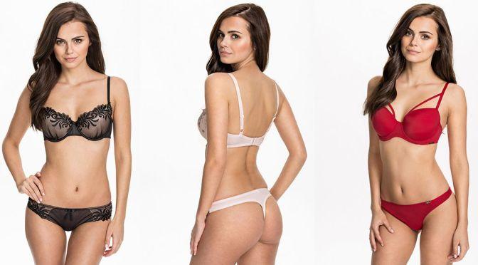 Xenia Deli – Nelly Lingerie Photoshoot