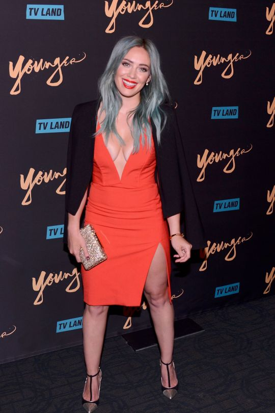 "Hilary Duff - ""Younger"" Premiere in New York"