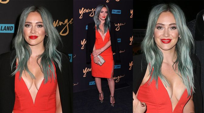 """Hilary Duff - """"Younger"""" Premiere in New York"""