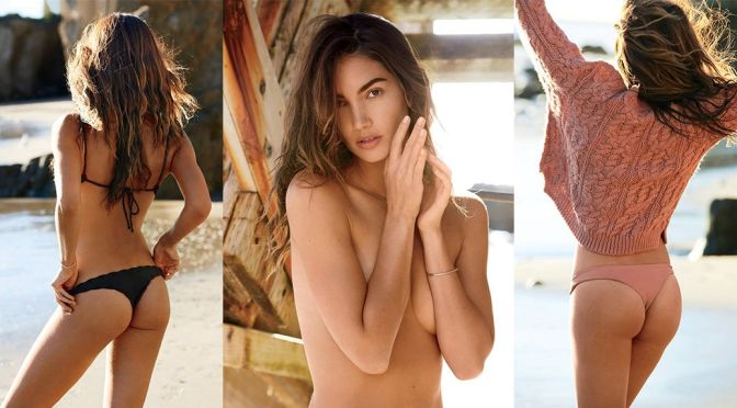 Lily Aldridge – Maxim Magazine (April 2015)