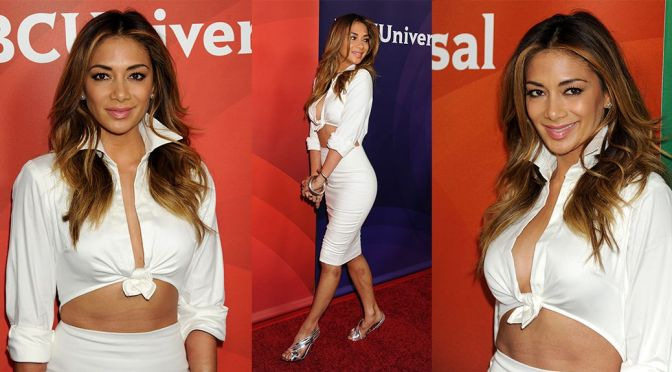 Nicole Scherzinger – 2015 NBCUniversal Summer Press Day in Pasadena