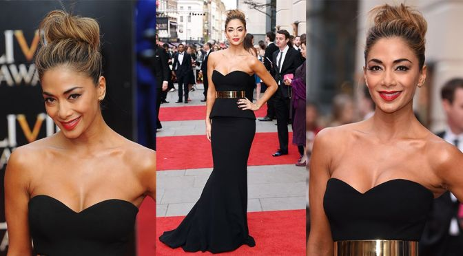 Nicole Scherzinger – Olivier Awards in London