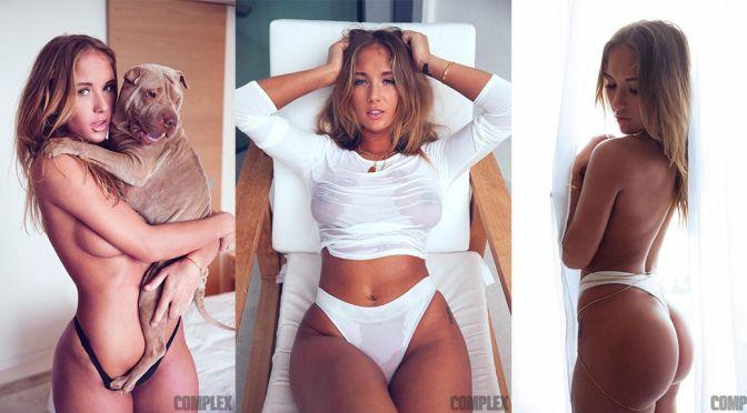 Niykee Heaton - Complex Magazine Photoshoot