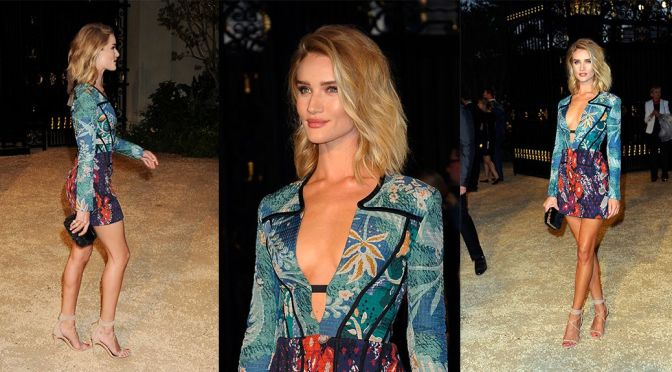 "Rosie Huntington-Whiteley – ""London in Los Angeles"" Event in Los Angeles"