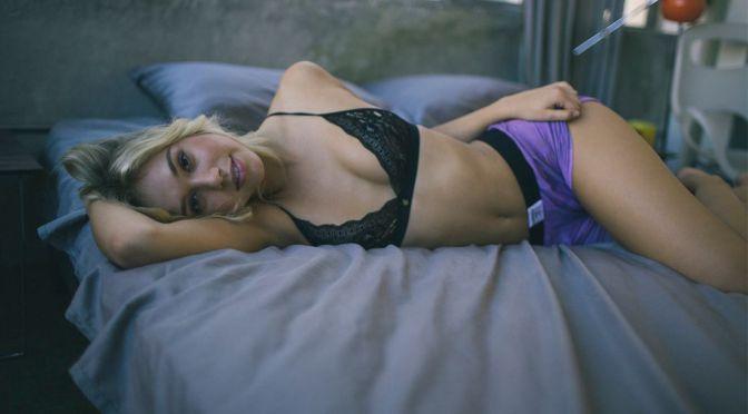 "Alexis Ren – ""Hammakwear"" Lingerie Photoshoot"