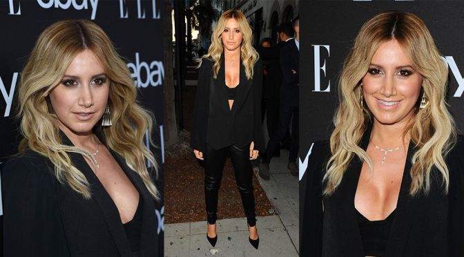 Ashley Tisdale – 6th Annual ELLE Women In Music in Hollywood