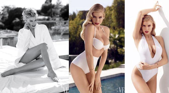 Charlotte McKinney – Vanity Fair Magazine Photoshoot