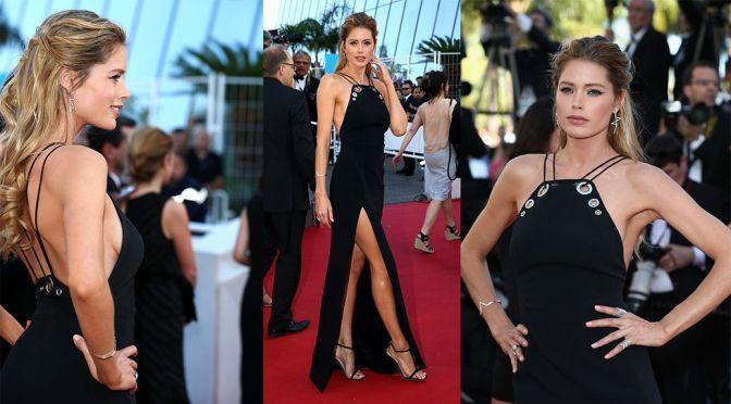 """Doutzen Kroes – """"Youth"""" Premiere in Cannes"""