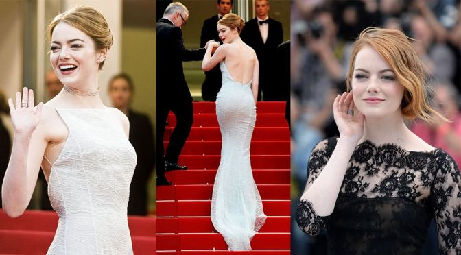 """Emma Stone – """"Irrational Man"""" Premiere in Cannes"""