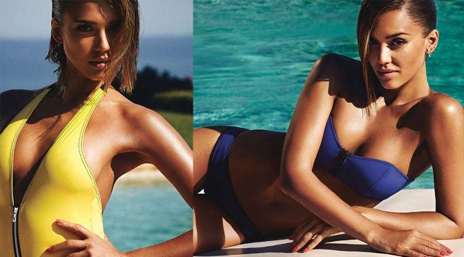 Jessica Alba – Shape Magazine Photoshoot (June 2015)