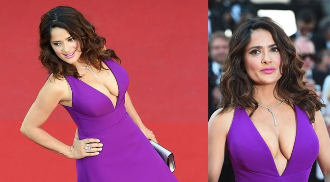 "Salma Hayek – ""Rocco and His Brothers"" Premiere in Cannes"