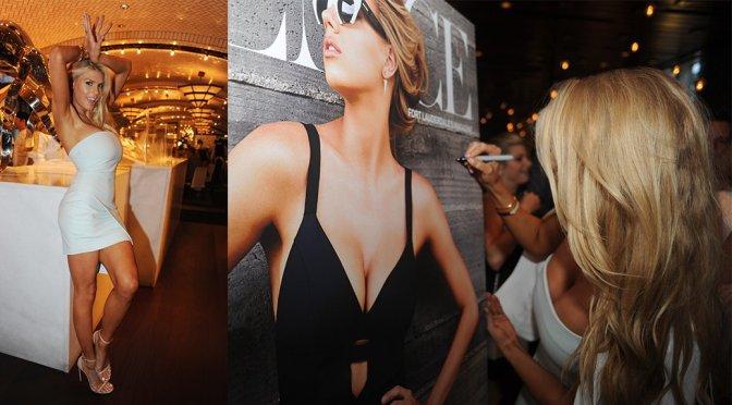 Charlotte McKinney – Venice Magazine Event in Miami
