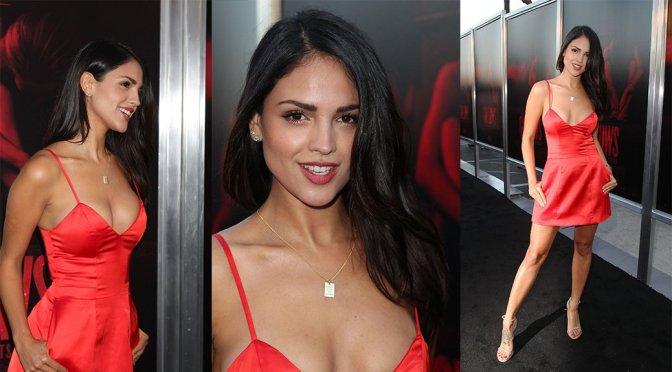 "Eiza Gonzalez – ""The Gallows"" Premiere in Los Angeles"