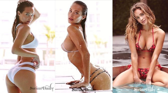 Hannah Davis – S.I. Summer of Swim (July 2015)