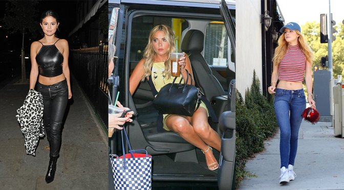 Various Celebs – Daily Candids