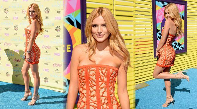 Bella Thorne – 2015 Teen Choice Awards